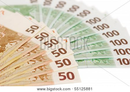 New Banknotes Of Euro