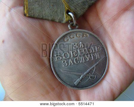 Fighting Medal.