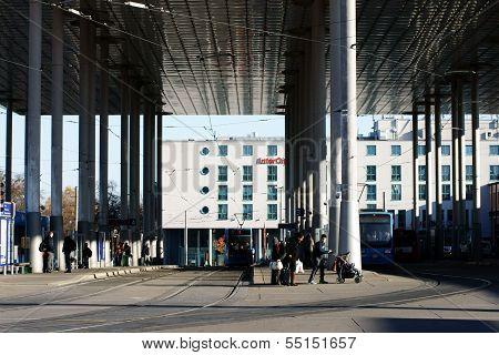 Railway station Kassel