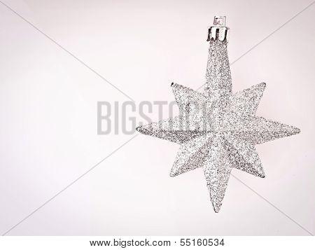 Space Sliver Star