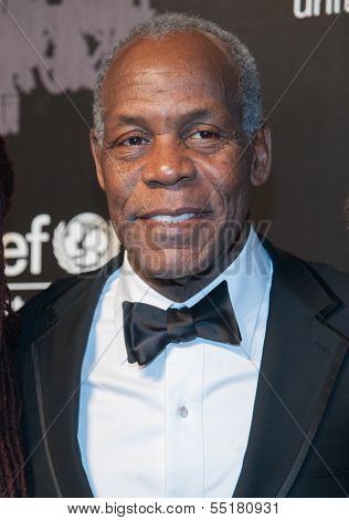 NEW YORK-DEC 3: Actor Danny Glover attends the 9th Annual UNICEF Snowflake Ball at Cipriani Wall Street on December 3, 2013 in New York City.