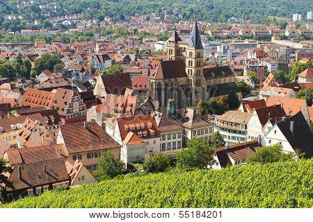 Old German City Panoram