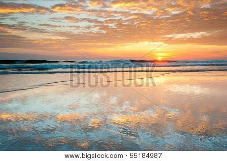 North Carolina OBX Cape Hatteras National Seashore Beach Sunrise