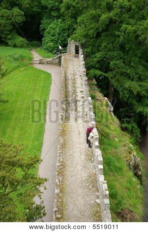 IBlarney castle, Ireland