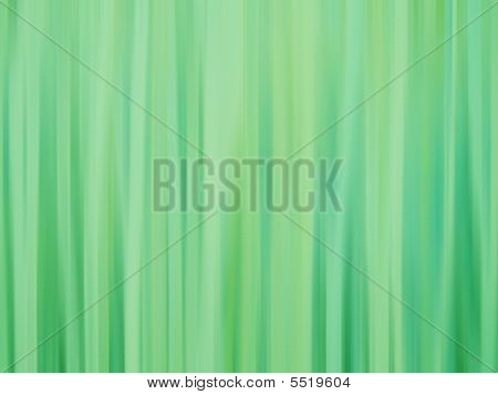 Abstract Green Stripes