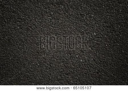 Old Grunge Asphalt Background