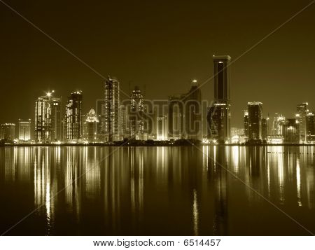 Doha West Bay