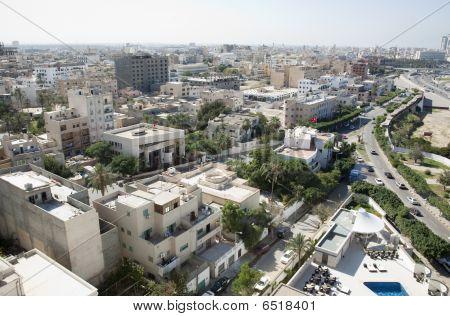 View of  Tripoli Libya