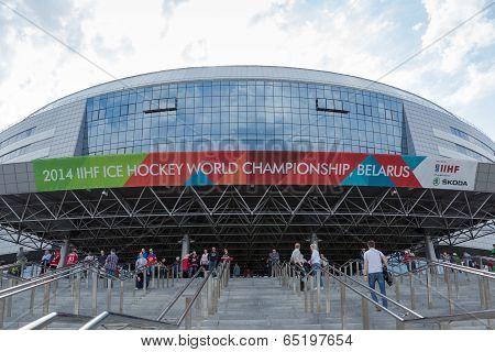 ICE HOCKEY WORLD CHAMPIONSHIP, MINSK-ARENA