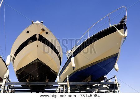 Company Of Guarding And Storage Of Boats