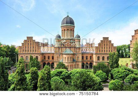 Yuriy Fedkovych Chernivtsi National University