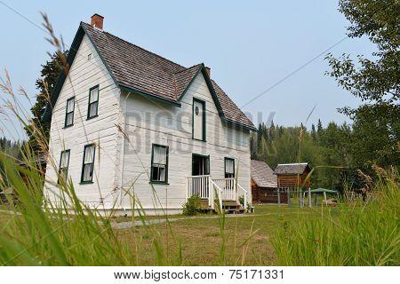 Hubble Homestead Farm House