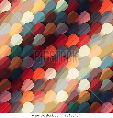 Gemetric pattern.