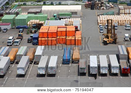 Freight Loading