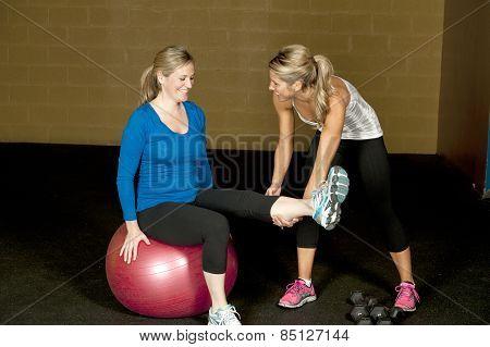 Pregnant Workout Routine