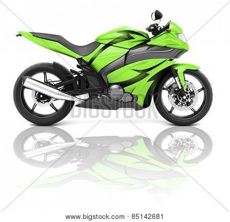 Motorcycle Motorbike Vehicle Riding Transport Tranportation Concept