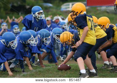 Football on the Line