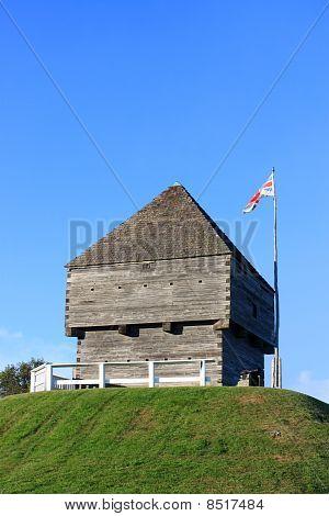 Fort Howe, Saint John, Nb