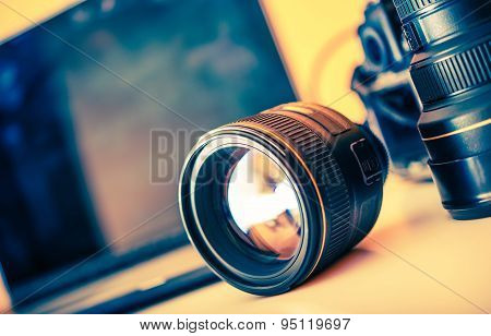 Photographer Desk Lenses