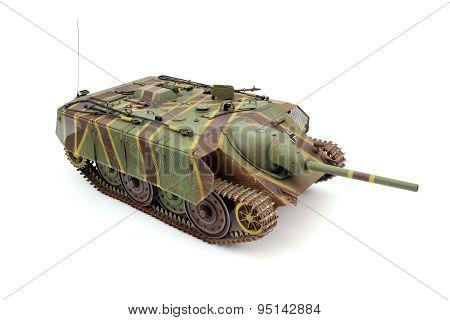 Jagdpanzer E-10 Scale Model