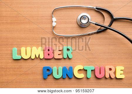 Lumbar Puncture (lp)