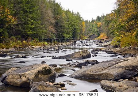 Autumn In Swallow Falls