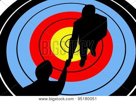 Merger Takeover Target