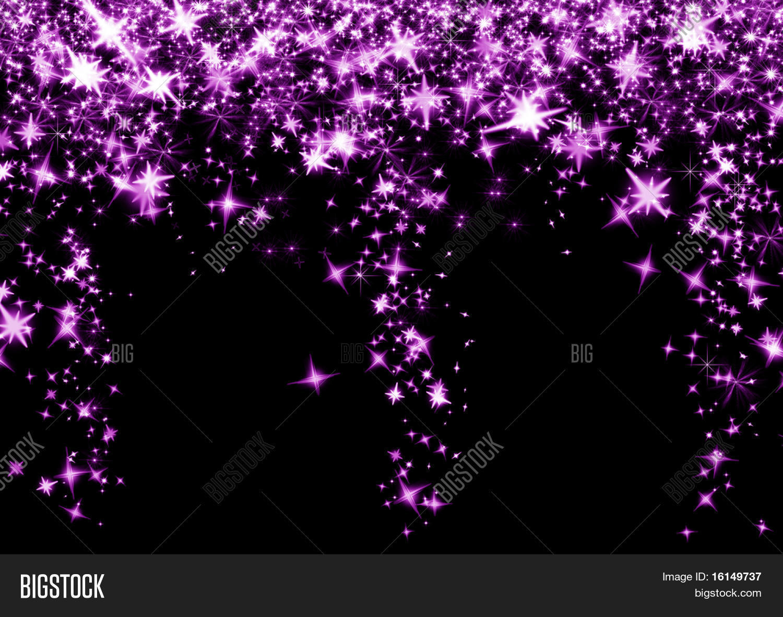 Black background purple stars image photo bigstock black background with purple stars voltagebd Gallery