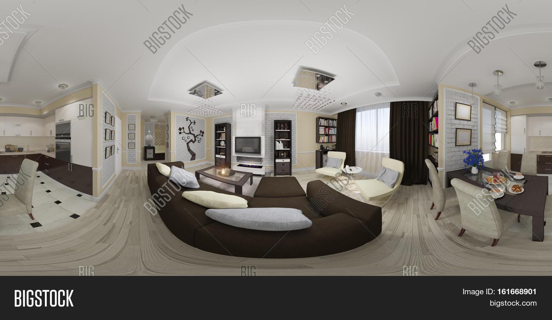 Groovy 3D Illustration Image Photo Free Trial Bigstock Interior Design Ideas Clesiryabchikinfo