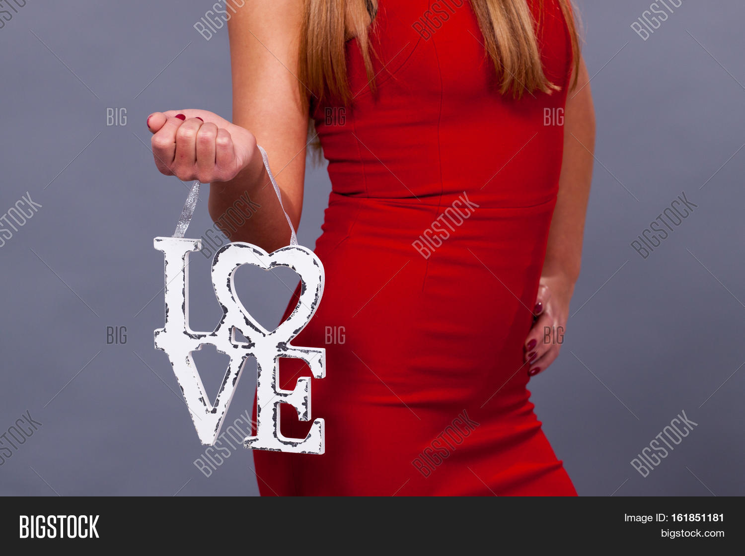 Valentines Day Woman Image Photo Free Trial Bigstock