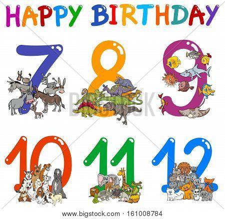 Birthday Greeting Cards Design