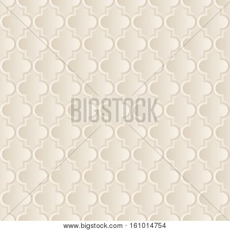 seamless background with vintage pattern - vector illustration