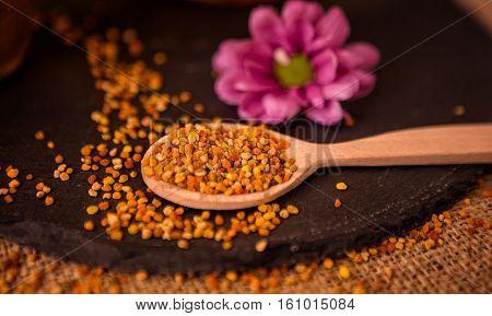 healthy organic delicious granule pollen-Bee Pollen. Agriculture