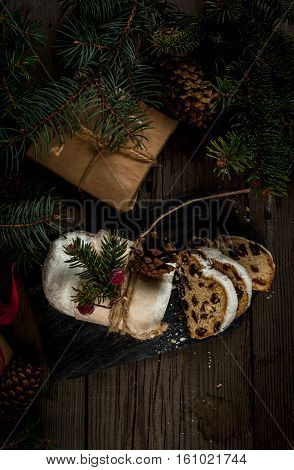 Traditional Christmas Baking: Stollen