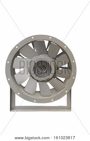 modern fans are widely used for air purification at the enterprises of all industries