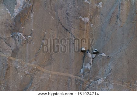 Sleeping Accommodations In El Capitan, Yosemite