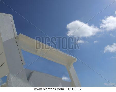 Watchman - Lifeguard Chair Sky