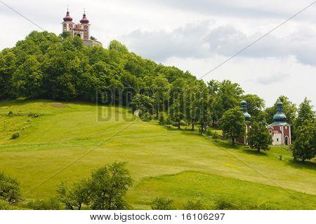 pilgrimage place, Banska Stiavnica, Slovakia