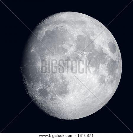 Full Moon Detail
