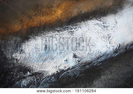 Metal background, steel texture, sheet of metal surface. closeup of gray metal plate