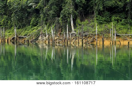 Kenyir Lake