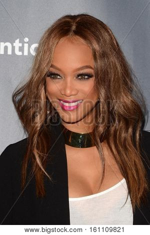 LOS ANGELES - DEC 9:  Tyra Banks at the