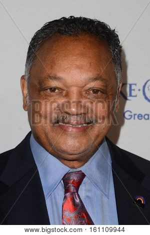 LOS ANGELES - DEC 7:  Jesse Jackson at the  at the  at Hollywood Palladium on December 7, 2016 in Los Angeles, CA
