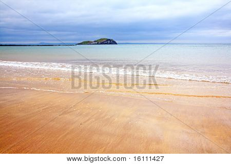 April Beach At North Berwick