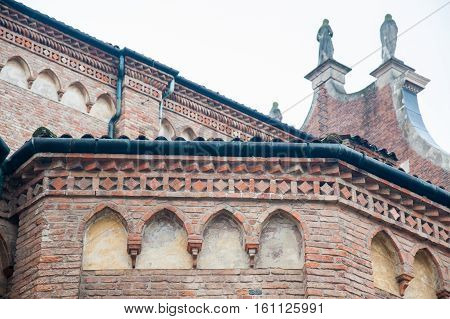 Gothic Architecture In Vicenza