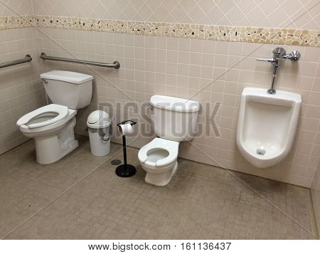 kids size toilet  And big size toilet  and urinal