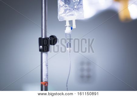 Medical Iv Drip In Hospital