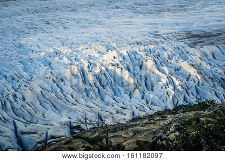 Permanent Glaciers In Chile