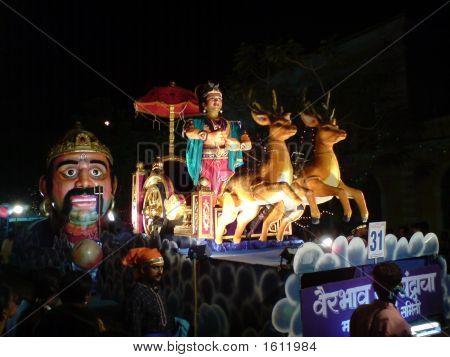 Shigmo, Goa, India