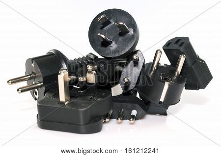 Various Electric Plugs